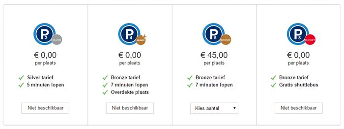 parkeren-vliegveld-eindhoven-p3,-p4,-p5,-p8